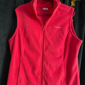 Columbia Fleece Vest Plus